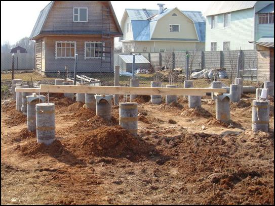 betonnye svai dlja svajnogo fundamenta
