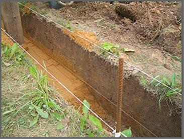 peschanaja podushka dlja fundamenta